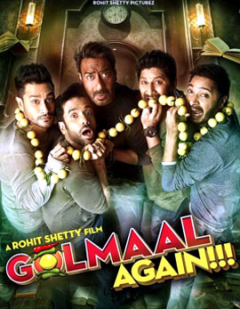 Golmaal Again Movie Review, Rating, Story, Cast and Crew