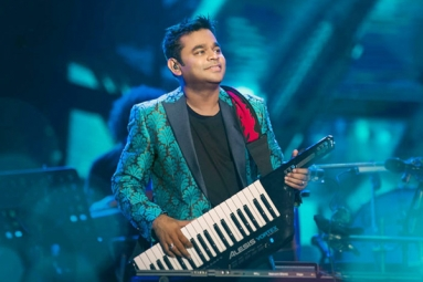 A R Rahman Live in Chicago- Celebrating 25 years of Glorious Music