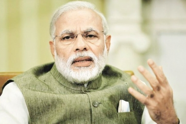 "Drugs are ""not cool"" and ""not a style statement"" : Prime Minister Modi"
