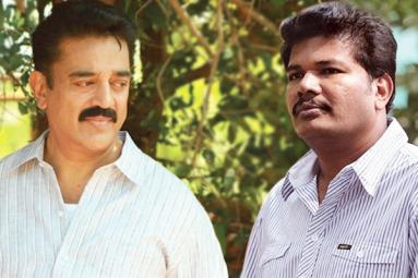 Kamal Haasan to Team up with Shankar