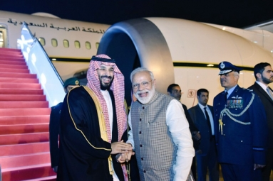 Saudi Crown Prince Visit to Script a 'New Chapter' in Bilateral Relations