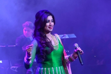 Shreya Ghoshal Live concert in chicago