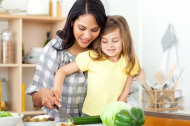 Cooking with kids, amazing way to strengthen bonding