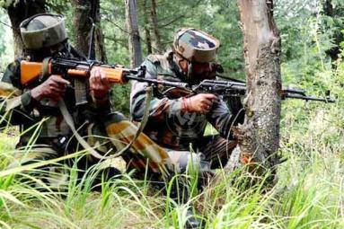 Exchange Of Fire, Kills One Militant And Two BSF Jawans
