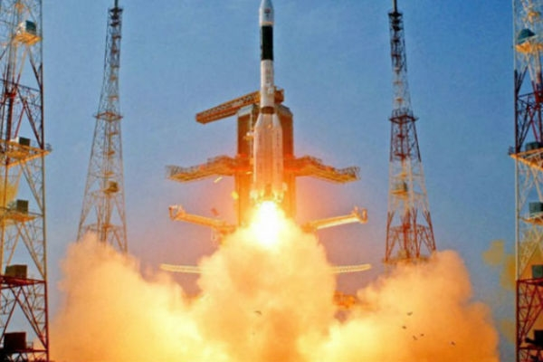 ISRO Successfully Launched GSLV Mk III