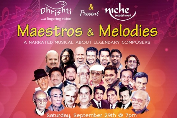 Maestros & Melodies...A Narrated Musical About Legendary Composers