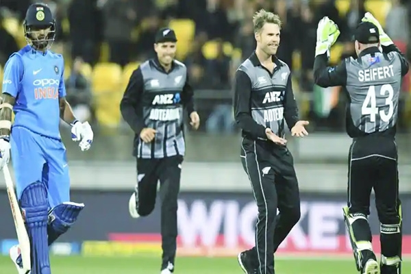 New Zealand Beats India by 80 Runs In First T20I